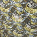 Zebra Anti-pill Polar Fleece Fabric Hybrid