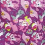 Dog Anti-pill Fleece Printed Fabric Fashion