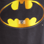 DC Comics Batman Fleece Fabric Bat Panel