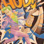 DC Comics Batman Fleece Fabric Batman & Joker