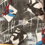 Marvel Comics Anti-pill Fleece Fabric Spider-man 3