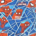 Marvel Comics Anti-pill Fleece Fabric Ultimate Spider-man