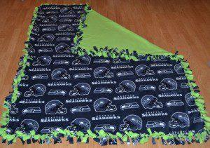 NFL Seattle Seahawks Fleece Blanket