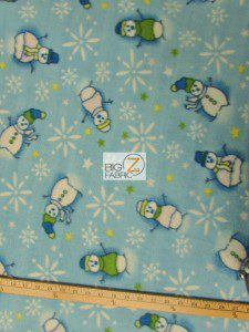 Christmas Holiday Fleece Fabric