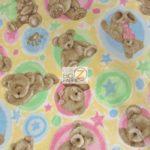 Bear Anti-pill Fleece Fabric Photo Shoot Bear