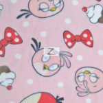 Stella Girl Angry Birds Fleece Fabric