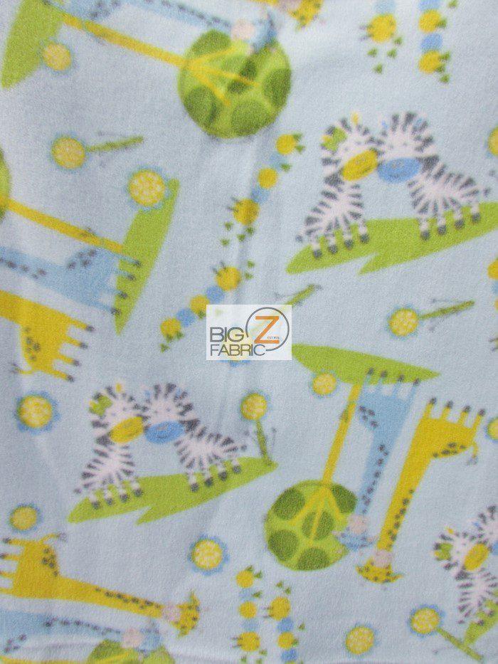 Baby style print fleece fabric anti pill fleece fabric for Spaceship fleece fabric