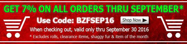 Anti-pill Fleece Fabric September Discount