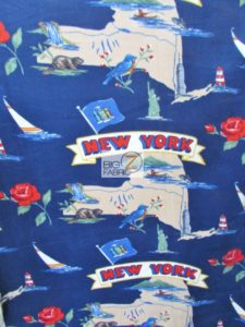 Baum Textile Mills Fleece Fabric New York