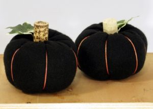 Autumn Pumpkins Indoor Fleece Home Decor