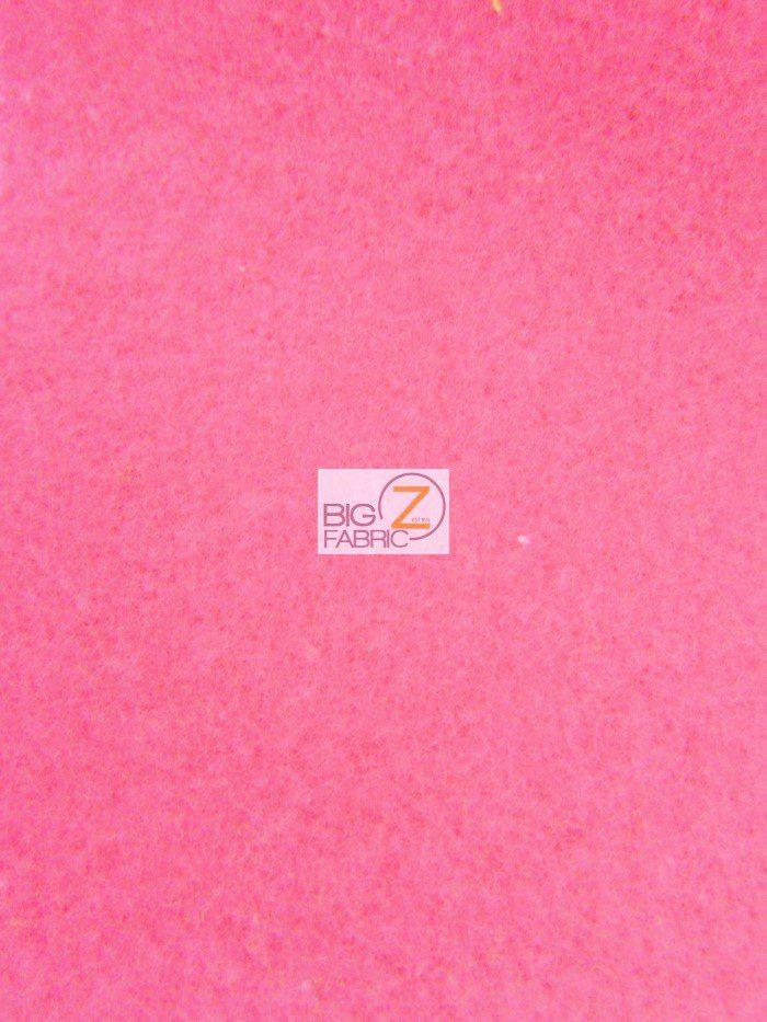 Neon Pink Sweatshirt & Apparel Polar Fleece Fabric