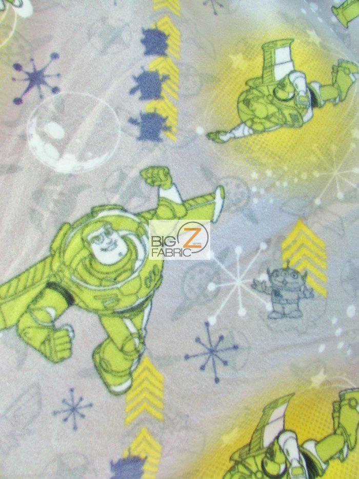 Toy Story Buzz Lightyear By Camelot Fabrics