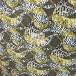 Zebra Anti-pill Polar Fleece Fabric Hybrid