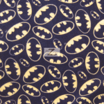 DC Comics Batman Fleece Fabric Bat Signal