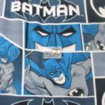 DC Comics Batman Fleece Fabric To The Rescue