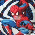 Marvel Comics Anti-pill Fleece Fabric Spider-man Panel