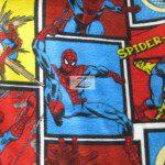 Marvel Comics Spider Man Fleece Fabric