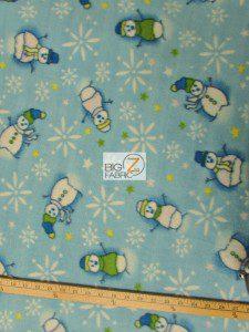 Christmas Holiday Fleece Fabric