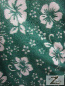 Hawaiian Fleece Fabric