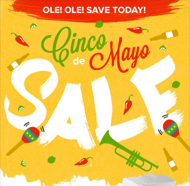Lunatic Cinco De Mayo Fleece Sale
