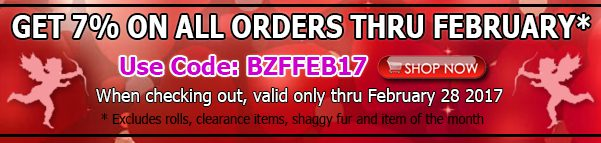 Fleece Fabric February 2017 Discount