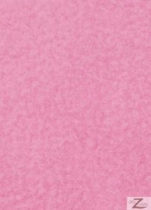 Solid Anti-pill Fleece Fabric Pink