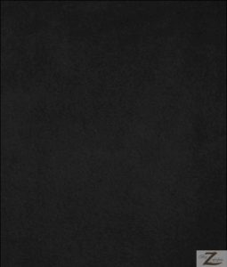 Black Anti-pill Fleece Fabric