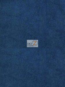 Anti-pill Fleece Fabric Royal Blue
