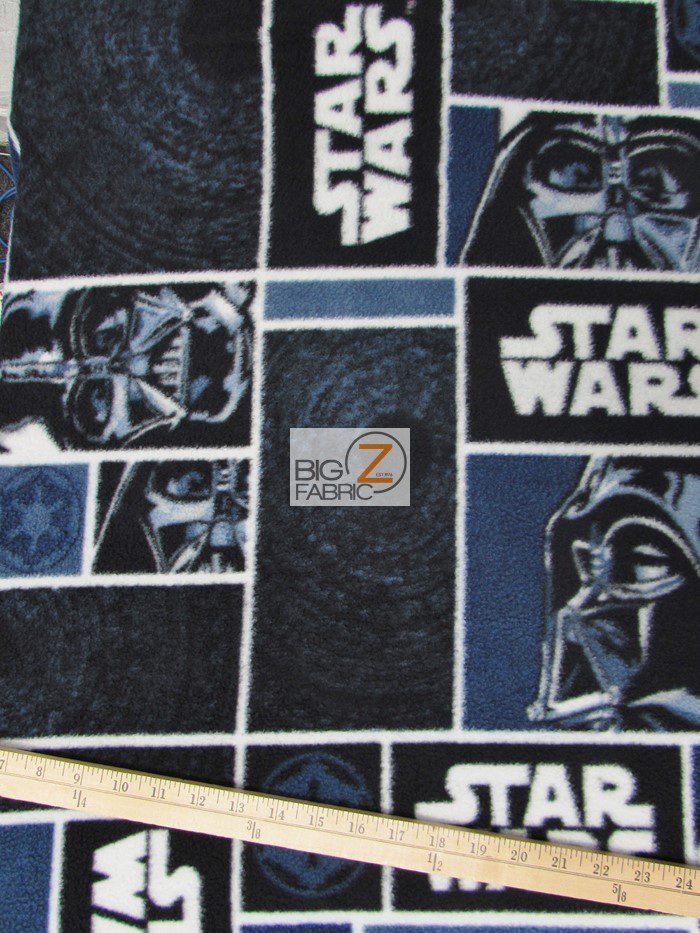 fleece printed Star Wars